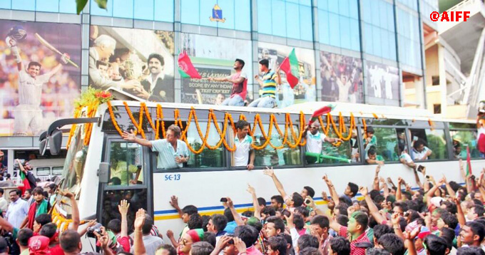 Former Mariners recall Mohun Bagan's victory parade where 'life had come to a standstill'