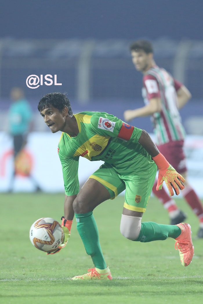 11/12/2020 : MATCH-24 : ISL 2020-21</b></font> : ATK MOHUN BAGAN - <b><font color=red> 1-1 </b></font> - HYDERABAD FC
